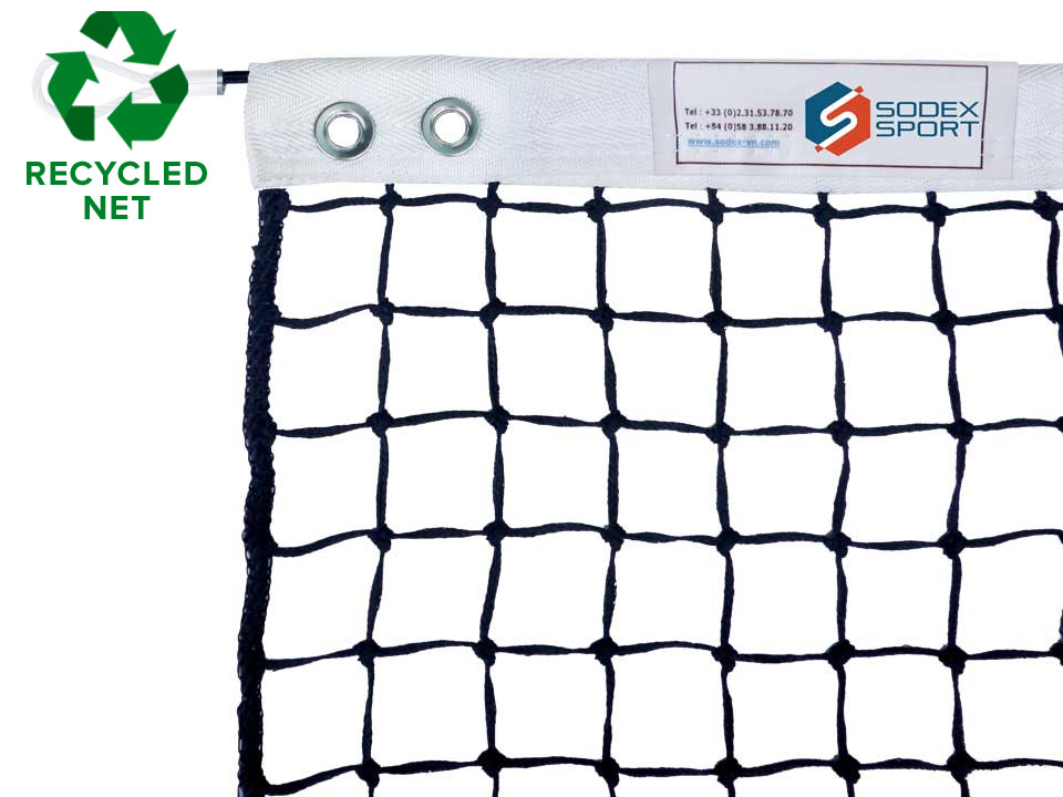 Recycled-tennis-net